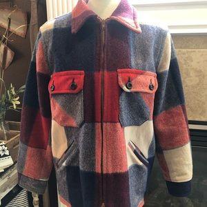 Wool coat~ vintage.